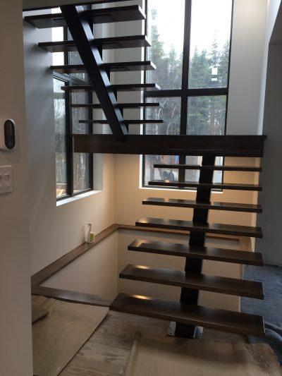 Atelier et chantiers 10 | Les Escaliers du Fjord