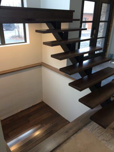 Atelier et chantiers 11 | Les Escaliers du Fjord