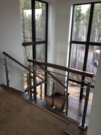Atelier et chantiers 12 | Les Escaliers du Fjord
