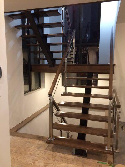 Escaliers 40 | Les Escaliers du Fjord