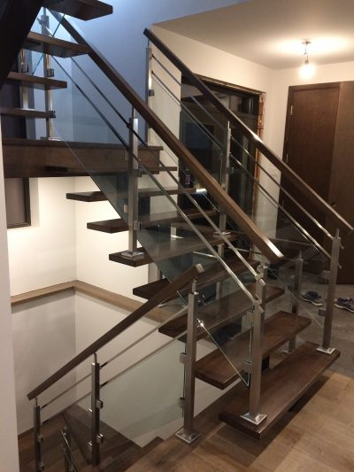 Escaliers 45 | Les Escaliers du Fjord