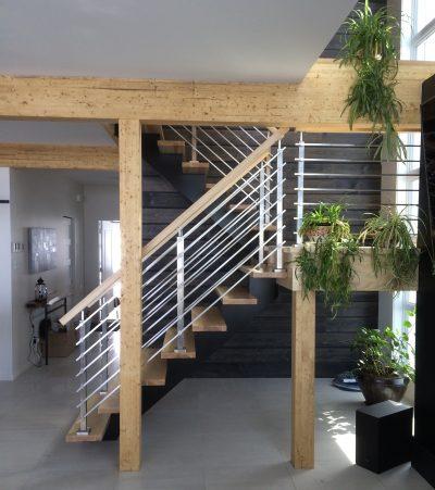 Escaliers 51 | Les Escaliers du Fjord