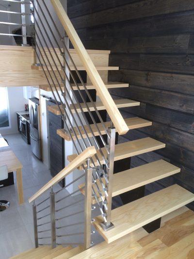 Escaliers 53 | Les Escaliers du Fjord
