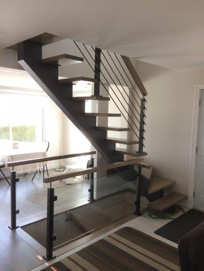 Escaliers 60 | Les Escaliers du Fjord