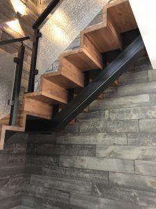 Escaliers 71 | Les Escaliers du Fjord